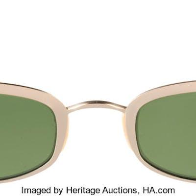 Elton John Oliver Peoples Spectacles. ...