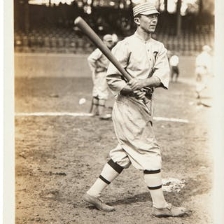 1910's Home Run Baker Original News Service Photograph by Thompson/Harris