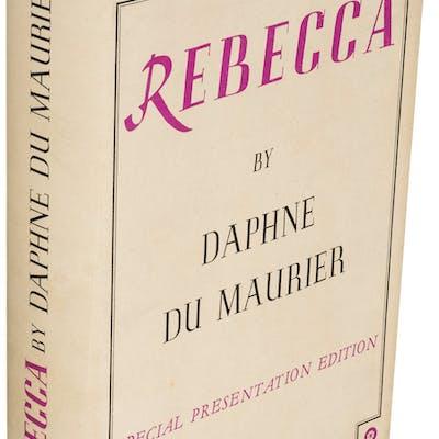 Daphne du Maurier. Rebecca. London: Victor Gollancz Limited, 1938.