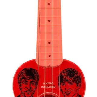 The Beatles Mastro Four Pop Guitar (1964). ...