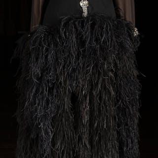 Zsa Zsa Gabor Evening Gown (circa 1950s). ...