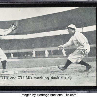 1907 Wolverine News Schaefer/O'Leary SGC EX/NM 6 - Pop One, Highest Graded!