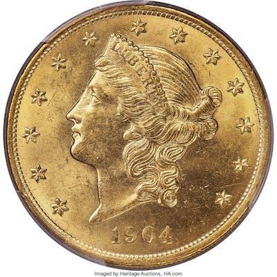 1904 $20