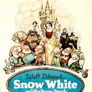 Snow White and the Seven Dwarfs (RKO, 1937)