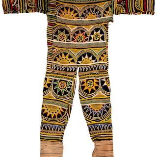 An Igbo Dance Costume...