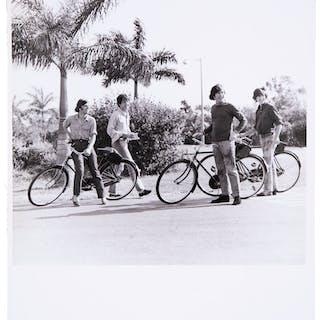 """1965 Beatles """"Help"""" Original Photograph, PSA/DNA Type 1."""
