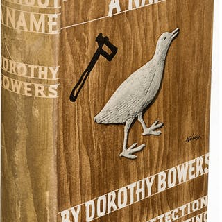 Dorothy Bowers. A Deed without a Name. London: 1940. First edition....