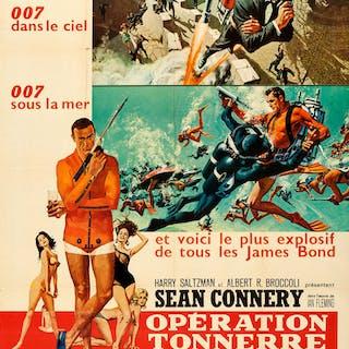 Thunderball (United Artists, 1965)