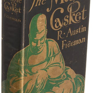 R. Austin Freeman. The Magic Casket. New York: 1927. First U. S. edition.