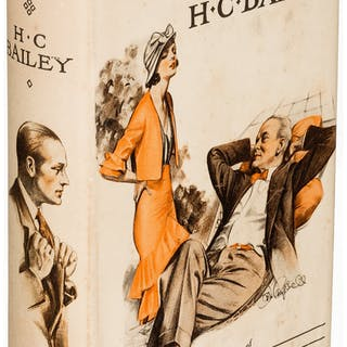 H. C. Bailey. Mr. Fortune Wonders. London: 1933. First edition....