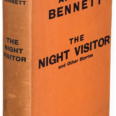 Arnold Bennett. The Night Visitor and Other Stories. London: 1931.