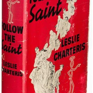 Leslie Charteris. Pair of Saint Books. London: 1939-1941. First editions.