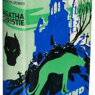 Agatha Christie. Pair of Odhams Press Books. London: 1933-1937. First