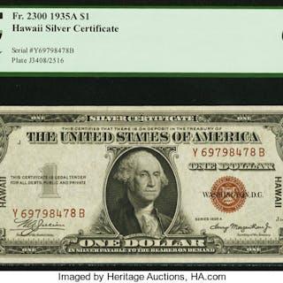 Hawaii Silver Certificate
