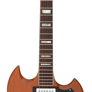 1994 Guild S-100 Natural Solid Body Electric Guitar, Serial # FB000013....