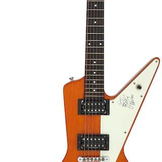 Modern Hamer Standard Rick Neilsen Natural Solid Body Electric Guitar