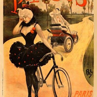 Advertising Poster (,     )