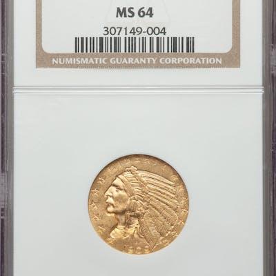 1909-D $5 | Barnebys