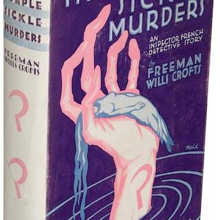 Freeman Wills Crofts. Group of Three Sealed Mysteries. New York: 1929-1932.