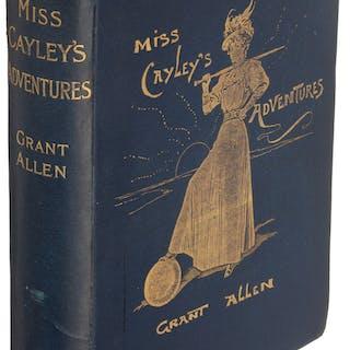 Grant Allen. Pair of Grant Richards Books. London: 1899-1900. One
