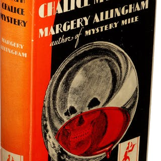 Margery Allingham. Group of Three Crime Club Books. Garden City: 1931-1940.