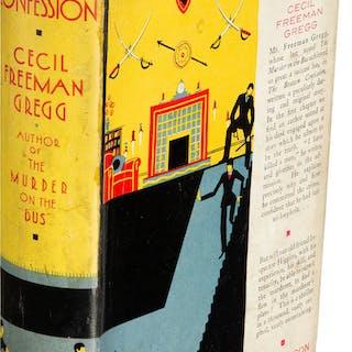 Cecil Freeman Gregg. The Brazen Confession. London: [1930]. First edition. ...