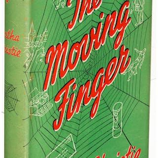Agatha Christie. Pair of Miss Marple Books. London: 1943-1950. First