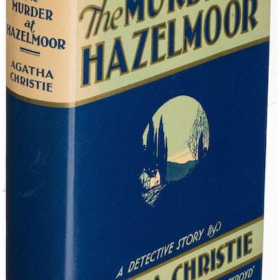 Agatha Christie. The Murder at Hazelmoor. New York: 1931. First U.