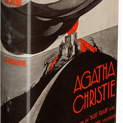 Agatha Christie. Peril at End House. New York: 1932. First U. S. edition....