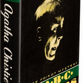 Agatha Christie. Two Jacket Variants of The A.B.C. Murders. New York: