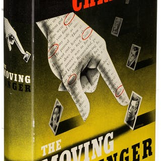 Agatha Christie. The Moving Finger. New York: 1942. First edition. ...
