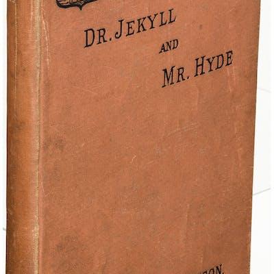 Robert Louis Stevenson. Strange Case of Dr Jekyll and Mr Hyde. London: