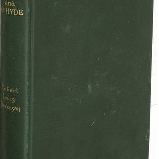 Robert Louis Stevenson. Strange Case of Dr Jekyll and Mr Hyde. New