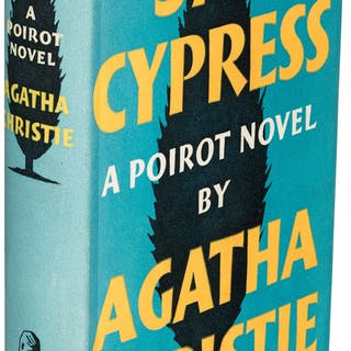 Agatha Christie. Sad Cypress. London: The Crime Club by Collins, 1940.