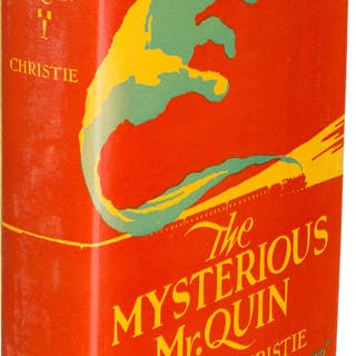 Agatha Christie. The Mysterious Mr. Quin. New York: Dodd, Mead & Company