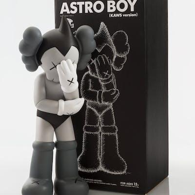 KAWS (American, b. 1974) Astro Boy (Grey), 2012 Painted cast vinyl
