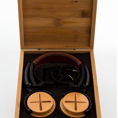 KAWS X BigR Audio Passing Through Companion Headphones, prototype