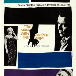 The Man with the Golden Arm (United Artists, 1955)