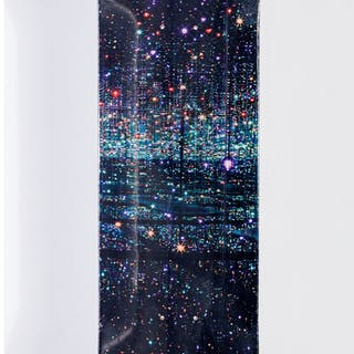 Yayoi Kusama X The Broad Infinity Mirrored -The Souls of Millions