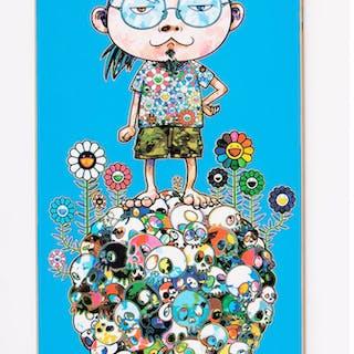 Takashi Murakami X Vans Untitled, from Vault by Vans, 2015 Screenprint