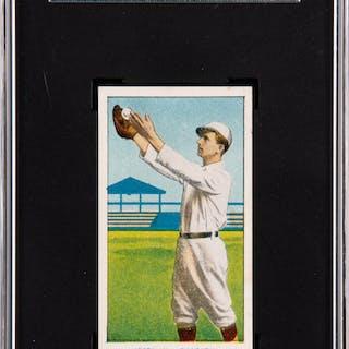 1910 T209-1 Contentnea (Color Series) H. H. Hoffman SGC 84 NM 7 -