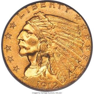 1912 $2 1/2
