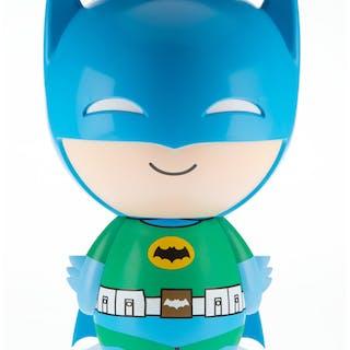 Mega Dorbz X Funko X DC Comics Batman (Japan Inspired), 2016 Painted