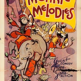 Merrie Melodies (Warner Brothers, 1933)