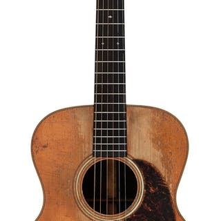 1932 Martin OM-28 Natural Acoustic Guitar, Serial # 49937....