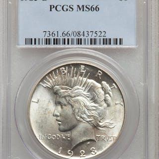 1923-D S$1