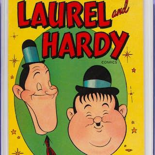 Laurel and Hardy Comics #1