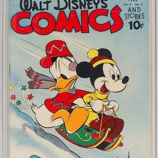 Walt Disney's Comics and Stories (1-263 Dell) #41