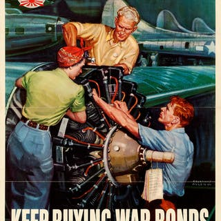 World War II Propaganda (U.S. Government Printing Office,     )
