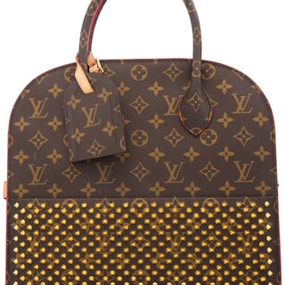 "Louis Vuitton x Christian Louboutin Limited Edition ""Celebrating Monogram"""
